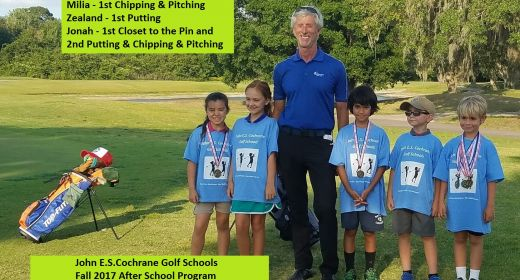 Drive, Chip and Putt Competition