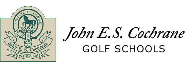 Welcome to John ES Cochrane Golf Schools Online